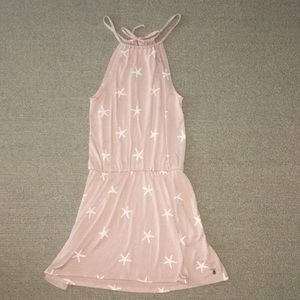 SG halter dress- new
